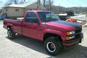 Sell Used 88 Chevy Silverado 4x4 In Fenton  Missouri  United States  For Us  6 000 00