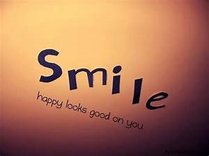 Smile Happy Quotes. QuotesGram