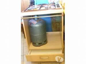 Meuble Pour Plaque De Cuisson : plaque cuisson gaz ville clasf ~ Dailycaller-alerts.com Idées de Décoration