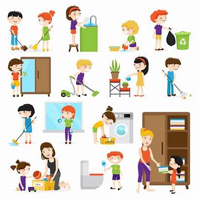 Vecteezy Nettoyage Cleaning Clipart Kid Pictogramme