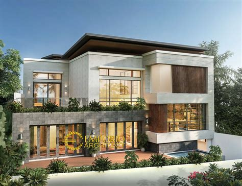 photo emporio architect jasa arsitek semarang desain rumah