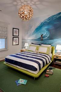 great kids bedroom mural 21 Creative Accent Wall Ideas for Trendy Kids' Bedrooms