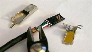 How To Repair A Usb Cable