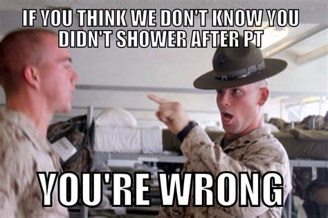 Marine Corps Memes - i promise you we are within smelling distance military funnies pinterest distance