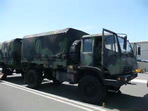M1078 LMTV with Trailer