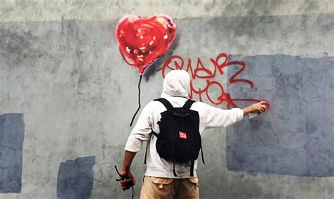 Another Banksy Hoax? Man Going Around Claiming To Be Robin