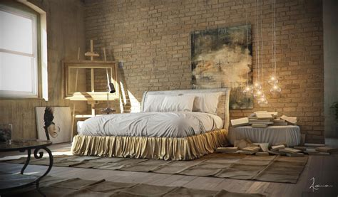 how to decorate industrial style 21 industrial bedroom designs decoholic