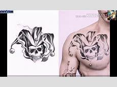Tatouage Joker Hahaha Tattooart Hd