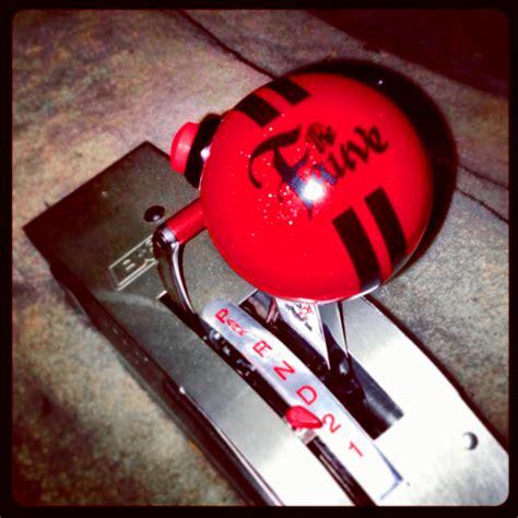 custom gear shift knobs a custom shift knob the best s gift