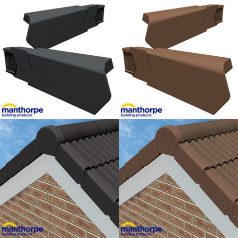 verge complete system kit manthorpe gable end roof