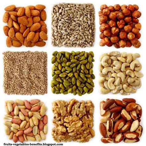Health Benefits Of Nuts And