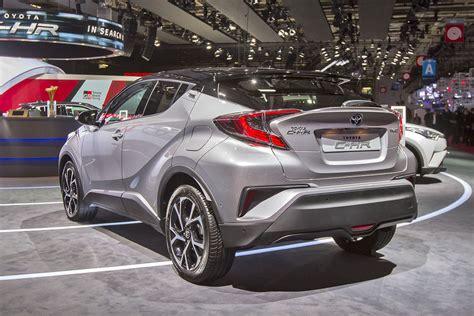 Nuovo Crossover Toyota C-hr