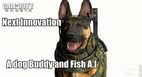 Call Of Duty Dog Meme - call of duty dog know your meme