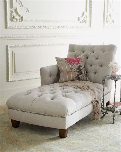 Chaise Lounge In Bedroom by Get The Look Of This Rustic Glam Bedroom Furniture