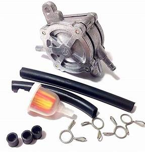 Gy6 Vacuum Fuel Pump Chinese 50cc