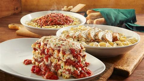 Olive Garden Miller by Olive Garden Introduces New Never Ending Classics Chew Boom