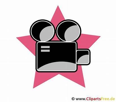 Clipart Cinema Camera Pictogrammes Clip Piktogramme Clipartbay