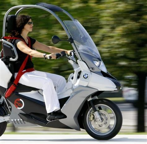 2 Person Scooter Bmw by Scooter Comeback Bmw Gibt Erfolglosem Roller C1 Eine