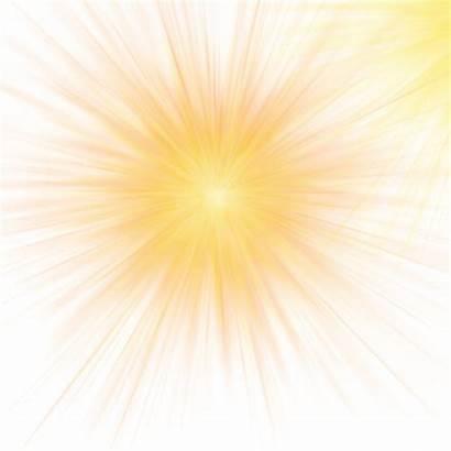 Effect Yellow Sunlight Transparent Sky Pattern Lights