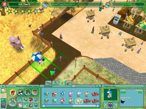 zoo tycoon pc version game screenshots games