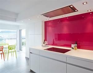 Crédence Cuisine En Verre : cr dence cuisine en verre other metro par vitralux ~ Premium-room.com Idées de Décoration
