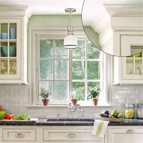 kitchen crown molding ideas uncrowded crown style 39 crown molding design ideas this house