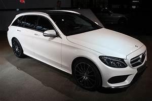 Mercedes Classe C 4 : caradisiac tait la pr sentation officielle de la mercedes classe c break ~ Maxctalentgroup.com Avis de Voitures