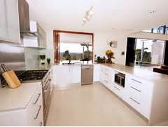Open Plan Kitchen Designs Modern Open Plan Kitchen Design Using Stainless Steel Kitchen Photo