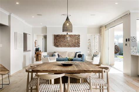 The Hampton Beach  Beach Style  Dining Room  Perth By