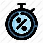 Premium Stopwatch Icon Outline