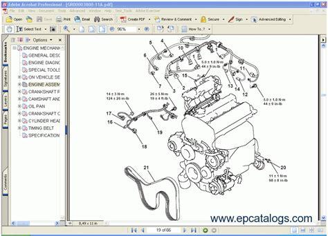 manual repair autos 2003 mitsubishi galant electronic throttle control mitsubishi lancer evolution 2003