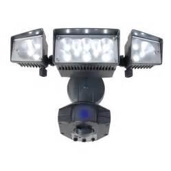 Outdoor Motion Detector Led Lights