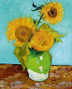 Van Gogh's sunflowers: He painted seven versions of his ...