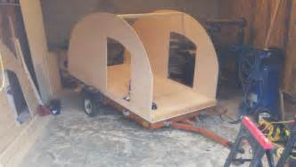 How to Build Teardrop Camper Trailer