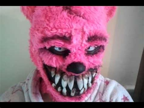 evil teddy bear  special effects makeup youtube
