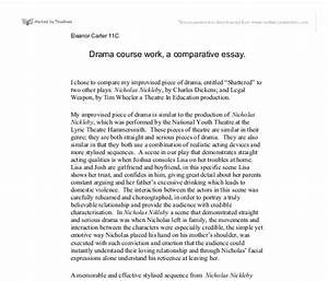 Ethical Issue Essay Comparative Analysis Essay Example Thesis Examples Essay On College Life also Rutgers Essay Example Comparative Analysis Essay Example Food Idiosyncrasy Statistics  Grendel Essays