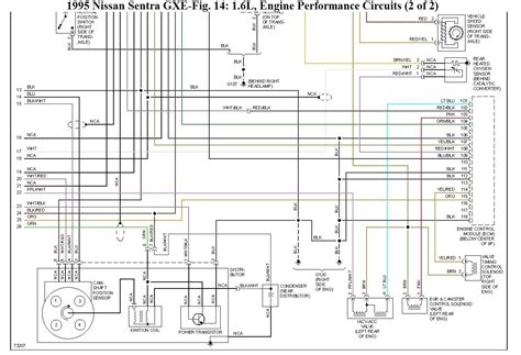 2001 Nissan Sentra Radio Wiring excellent nissan sentra wiring diagram image electrical