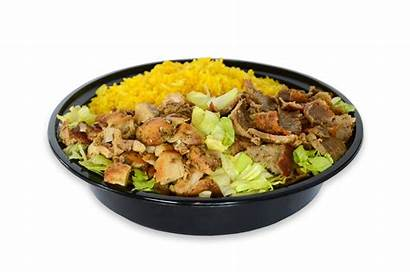Rice Chicken Bowl Transparent Salad Fried Pngio