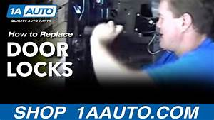 How To Install Replace Door Locks Chevy Gmc Truck