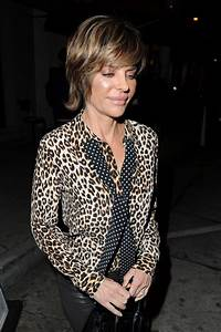 LISA RINNA Leaves Craig's Restaurant in West Hollywood 01 ...