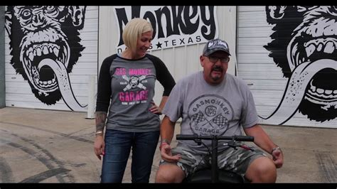 gas monkey garage episodes gas monkey weekly with christie brimberry episode 1 doovi