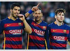 REVEALED Messi, Suarez & Neymar MORE influential than