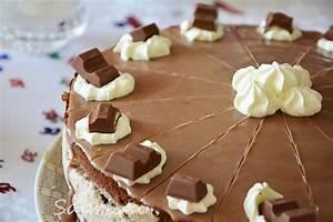 Torte Für Geburtstag : wochenend rezept kinderschokolade torte sapri design ~ Frokenaadalensverden.com Haus und Dekorationen