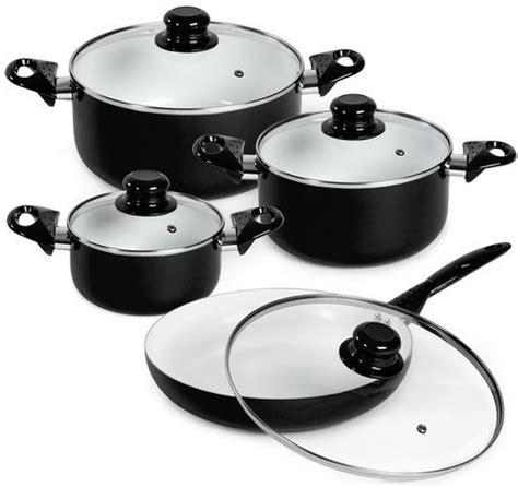 koekenpan inductie ikea bol 8delige keramische pannenset glasdeksel kookpot