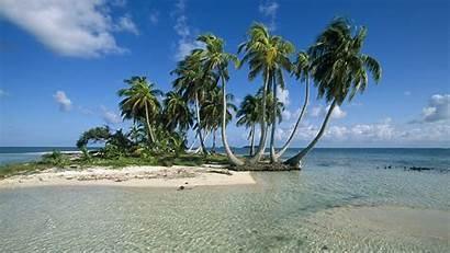 Beach Wallpapers Tropical Island Sea Ocean Backgrounds