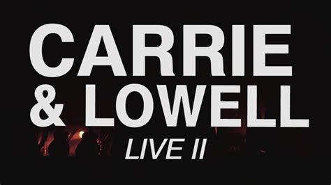 Sufjan Stevens - Carrie & Lowell Live II (Unofficial Film ...