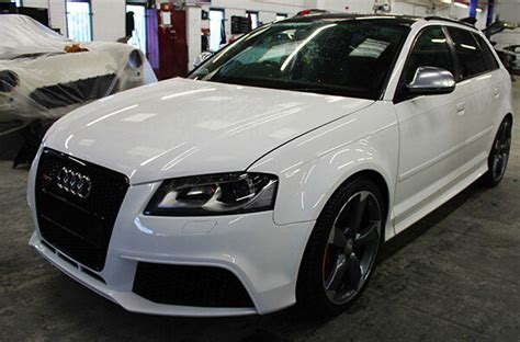 Audi Accessories by Essential Accessories For The Audi A3