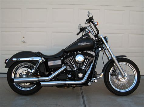 Solo Seat Options For A Dyna/street Bob