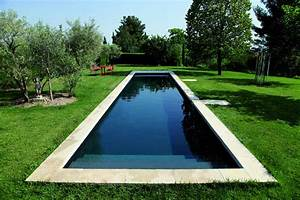 couloir de nage noir jce piscines With beautiful piscine liner gris anthracite 5 liner para piscinas piscinas desjoyaux