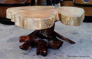 Naturally unique cypress tree trunk handmade slab coffee for Cypress slab coffee table